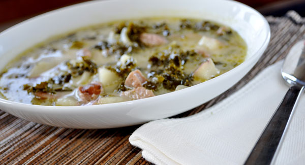 Chicken Soups And Stews Chicken Sausage And Kale Soup