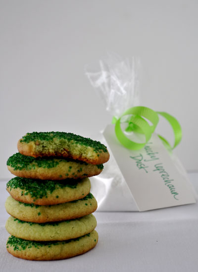 Lucky-Leprechaun-cookies-pistachio-pudding