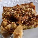 Apple-Ginger Coffee Cake