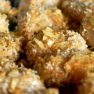 Permalink to: Potato Chip Crusted Chicken Nuggets
