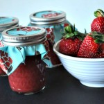 A Recipe for Strawberry Jam Sweetened with Honey