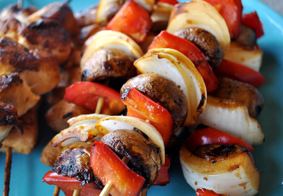 My Favorite Grilled Kabob Recipes — Dishmaps