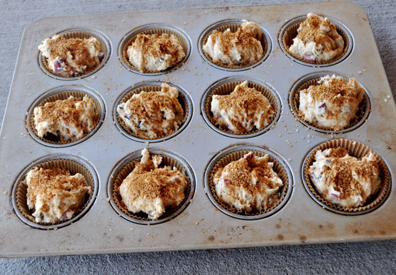 before-cooking-rhubarb-chocolate-chip-muffins