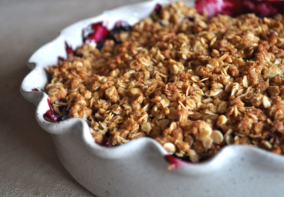 triple berry crisp Healthy Diet Meal Plan For Weight Loss