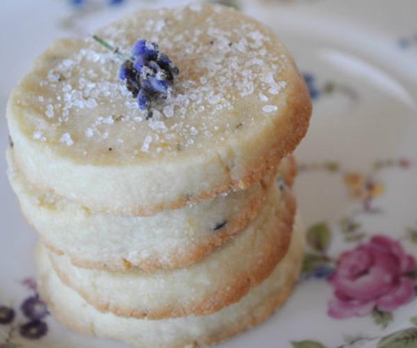 lavender-shortbread