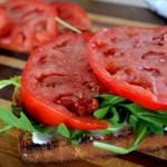 My Favorite Tomato Sandwich