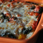 Roast Pumpkin and Kale Lasagna