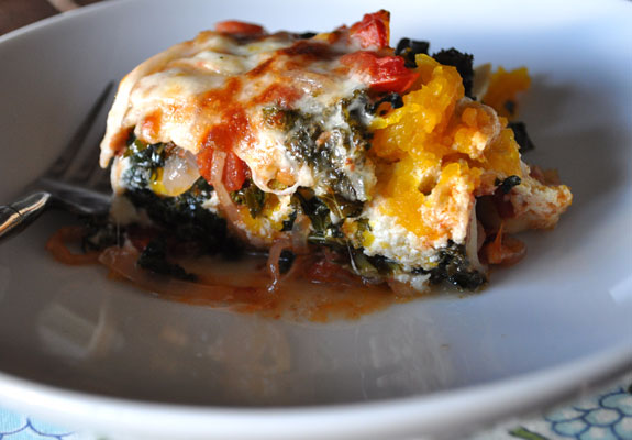 roasted-pumpkin-kale-lasagna-mountain-mama-cooks-4