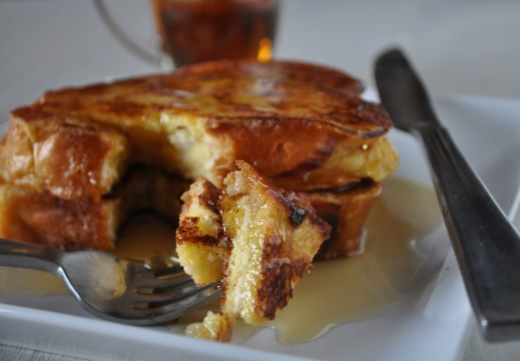 My Favorite Challah French Toast Recipe - Mountain Mama Cooks
