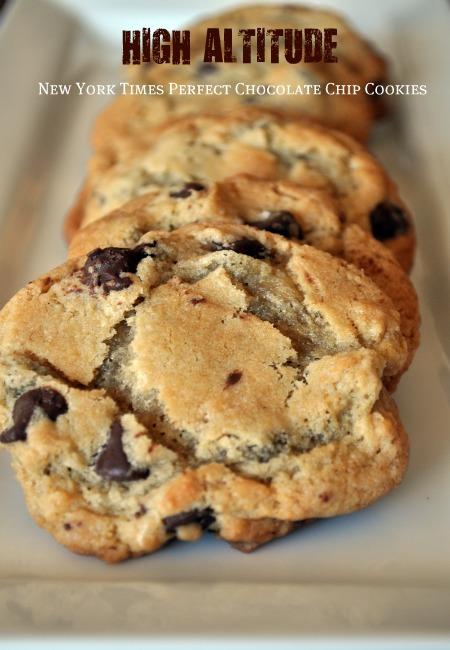 Mountain Mama Cooks Chocolate Chip Cookies