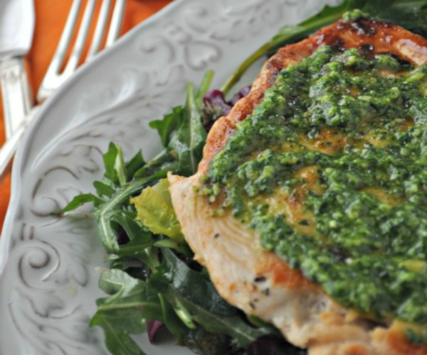 pan-seared-chicken-with-cilantro-pesto-mountain-mama-cooks