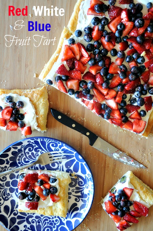 20 AMAZING July 4th Desserts | FamilyFreshCooking.com — Marla ...