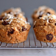 Banana Power Muffins | mountainmamacooks.com