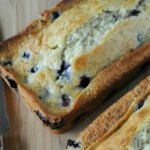 Blueberry Poppy Seed Bread