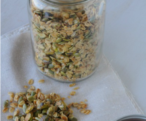 honey-pistachio-granola