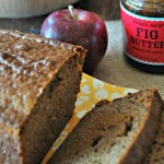 Apple Fig Bread