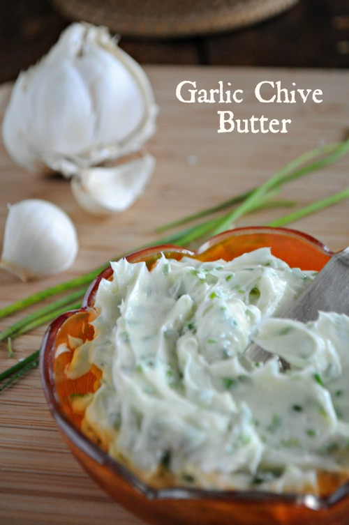 Simple Chive Butter Sauce Recipe — Dishmaps