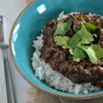 20 Minute Cuban Style Black Beans