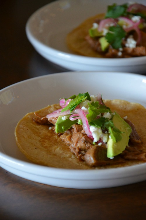 Lightened Up Sweet Pork Barbacoa - Mountain Mama Cooks