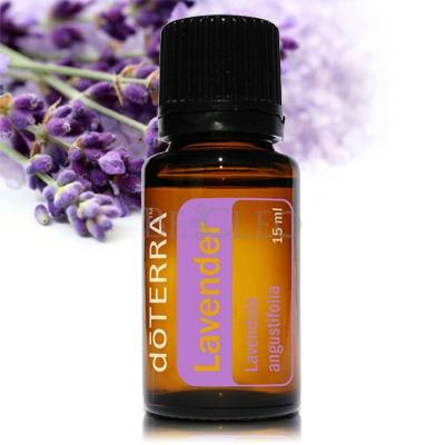 Doterra lavender oil, www.mountainmamacooks.com