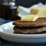 Whole Grain Buckwheat Pancakes + Giveaway