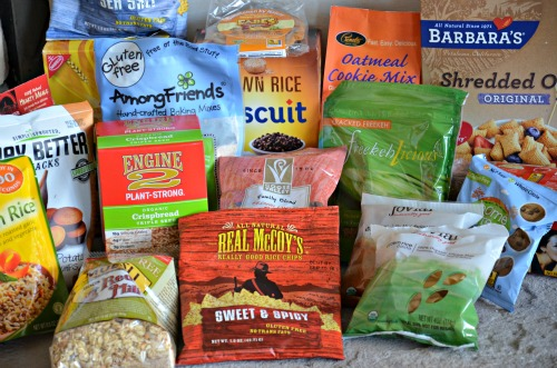 whole grains sampler box, www.mountainmamacooks.com