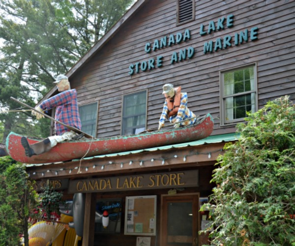 feature canada lake store and marine