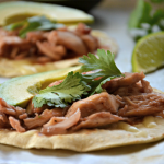 Taco Tuesday: Raspberry-Jalapeno Chicken Tacos