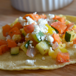 Taco Tuesday: Summer Vegetable Tacos