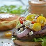 Wildwood Veggie Burgers Go Greek + Giveaway