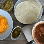 Taco Tuesday: Crispy Bean & Cheese Tacos