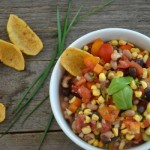 Texas Caviar {Mountain Mama Style}