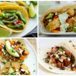 10 Veggie Taco Recipes