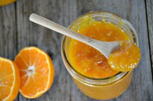 Clementine Preserves for Imperial Sugar | mountainmamacooks.com