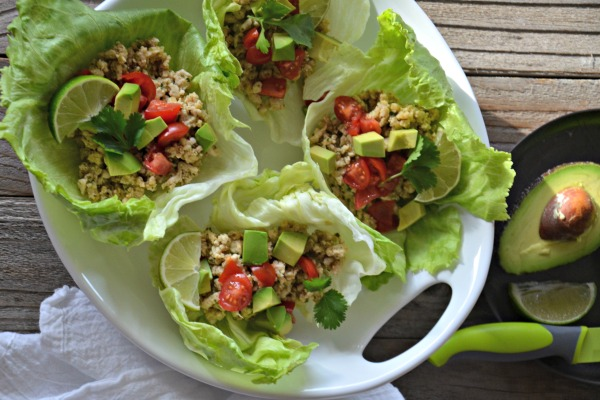 wraps lettuce wraps vegetarian lettuce wraps pork lettuce wraps asian ...