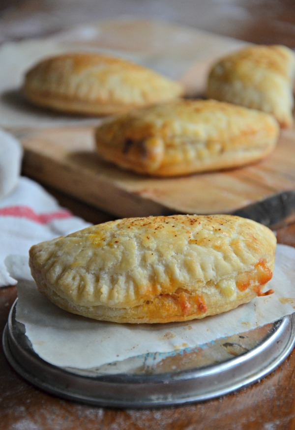 Sweet Potato & Chorizo Hand Pies | mountainmamacooks.com