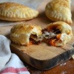 Sweet Potato and Chorizo Hand Pies