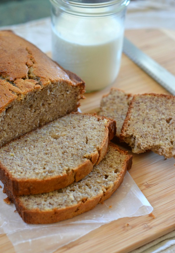 Brown Butter Banana Bread | mountainmamacooks.com