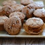 Cinnamon Dolce Cappuccino Muffins
