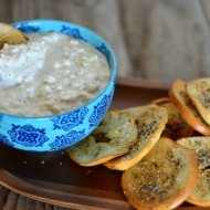 Horseradish Dill Cottage Cheese Dip | mountainmamacooks.com