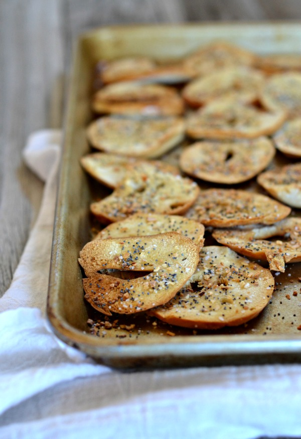 Homemade everything bagel chips recipe 1
