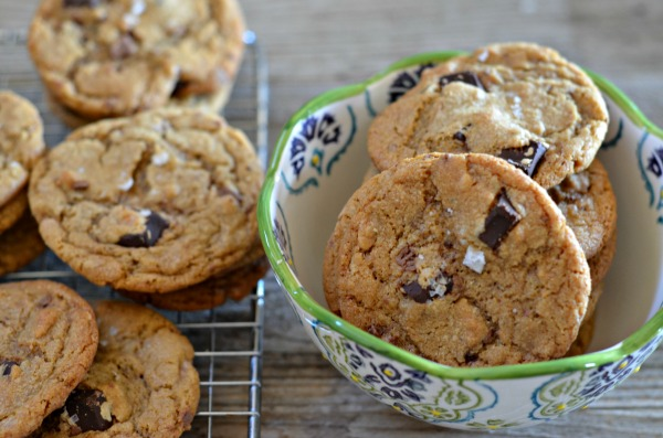 Espresso chocolate chip cookie recipe