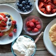 Berry Shortcake Tostadas   mountainmamacooks.com