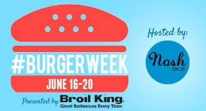 Burger Week | mountainmamacooks.com