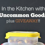 In the Kitchen with Uncommon Goods + Giveaway