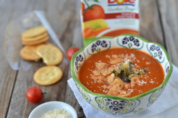 Dole Garden Soups | mountainmamacooks.com