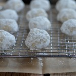 White Chocolate Citrus Snowballs