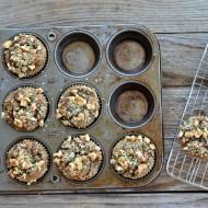 Gluten Free Banana Date Muffins | mountainmamacooks.com