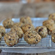 No Bake Energy Bites | mountainmamacooks.com