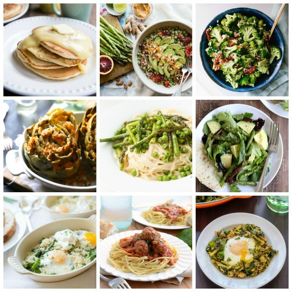 Eat Seasonal March | mountainmamacooks.com